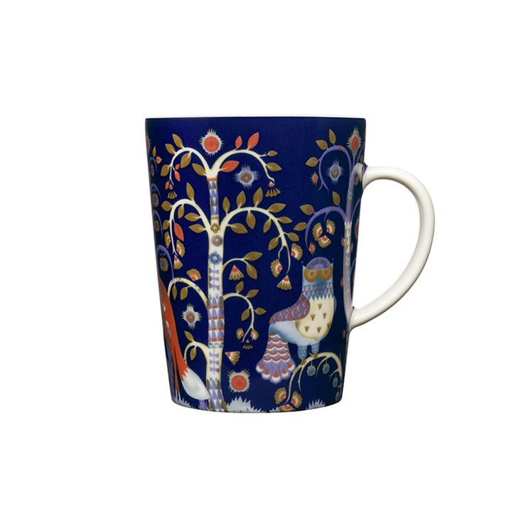 Discover the Iittala Taika Mug  - Blue at Amara $31.00