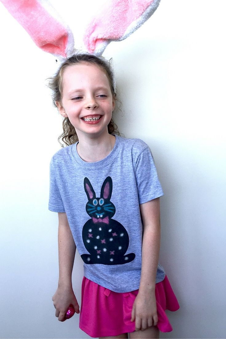 Happy Easter everyone! We hope the Easter Bunny brings lots of treats! Perhaps a Chalkboard Tee ... Best Wishes from Adventure Lane.