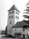 Annecy le Vieux - Clocher roman