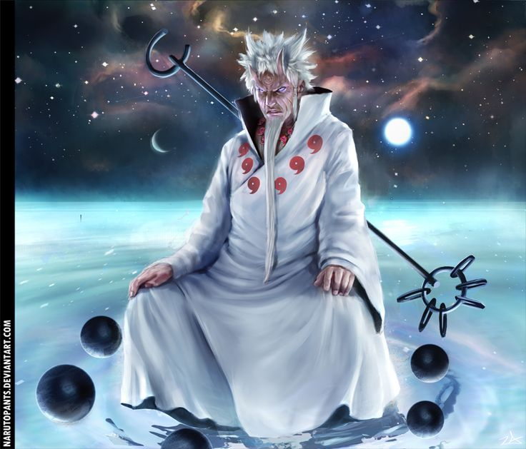 Naruto 670 - The Floating Elder by NarutoPants on deviantART