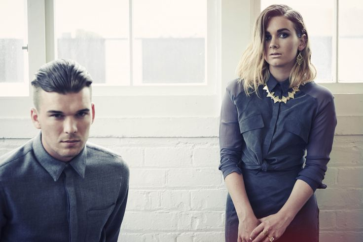 broods - Georgia and Caleb Nott - incredibly talented siblings from New Zealand