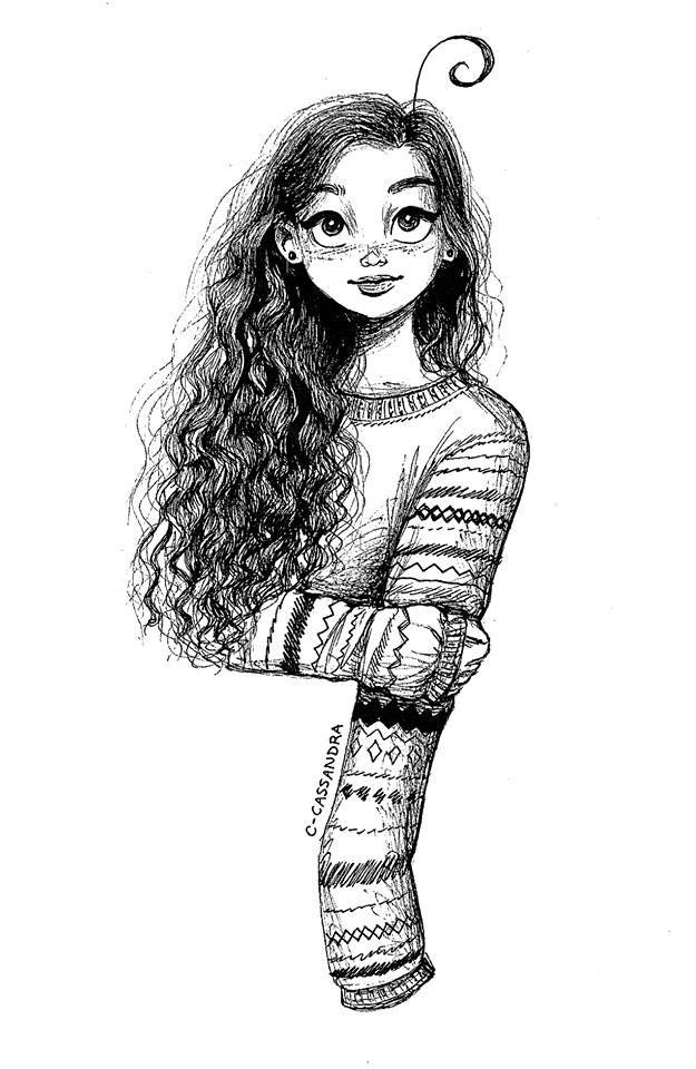 Cassandra Calin<<<< The sleeves!