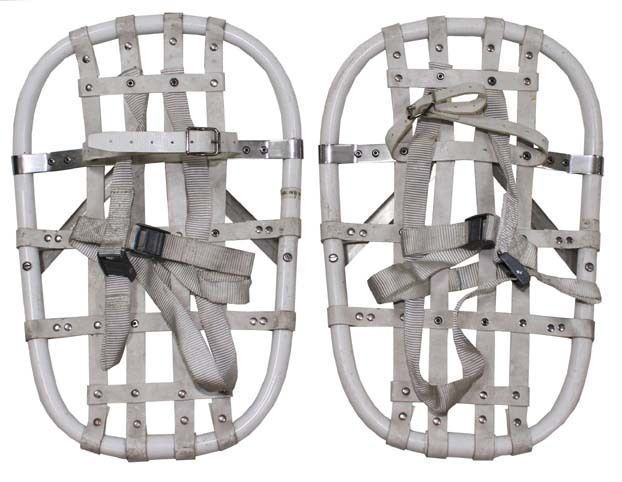 British army surplus snow shoes in Collectables, Militaria, Surplus/ Equipment…