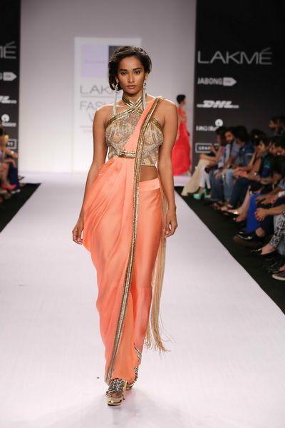 Sonakshi Raaj Lakme Fashion Week S R 2014 Party Lehengas Pinterest Fashion Weeks Fashion