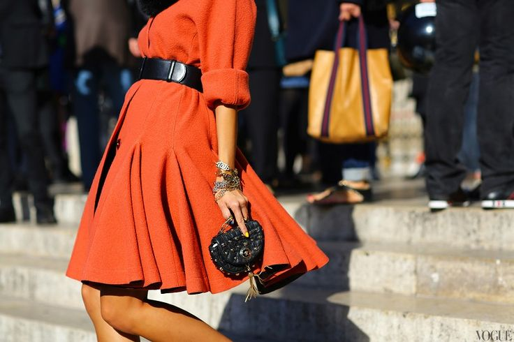 Streetstyle outfit look from Irene's Closet fashion blog!  -1 to Fashion Week!