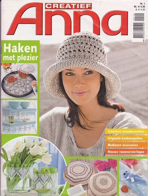 Anna Magazine-I love it....but it is so hard to find in Vancouver.