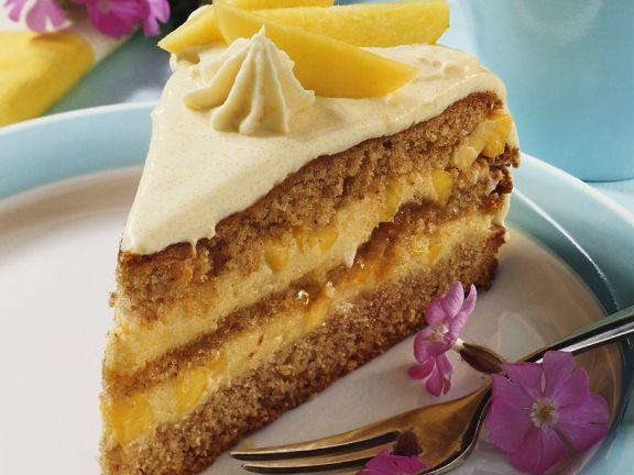 Nektarinentorte ist ein Rezept mit frischen Zutaten aus der Kategorie Obstkuchen. Probieren Sie dieses und weitere Rezepte von EAT SMARTER!