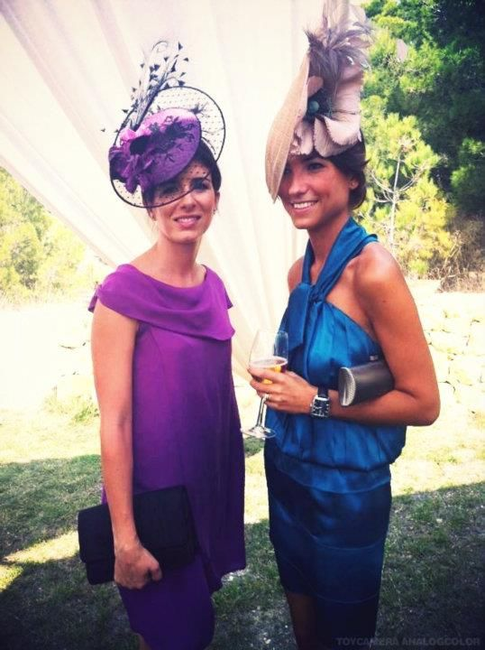 #cherubina #invitada  #tocado #boda #pamela #headpiece #wedding #hat