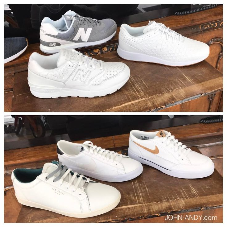 #johnandy #white #men #sneakers #nike #tedbaker #newbalance #00302109703888  https://www.john-andy.com