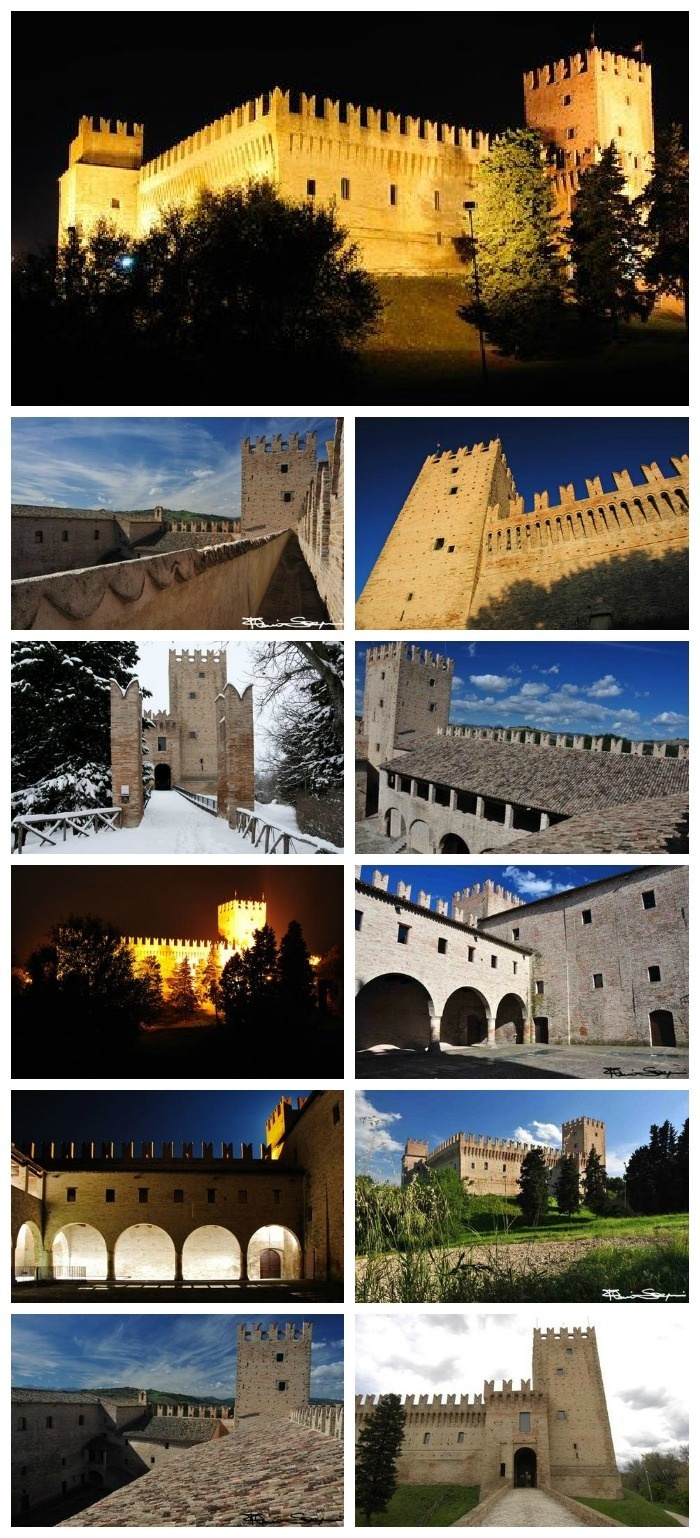 The Rancia Castle, Tolentino...