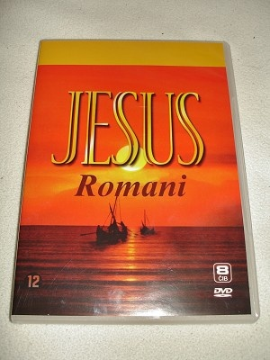 The Jesus Film 8 languages / Jesus Romani (Gypsy) / Includes these Language Audio options:  Russian, Romanian, French, Carpatian, Arlij, Sinti Manouche, Kldarasi Romaniako, Temango Kalderas