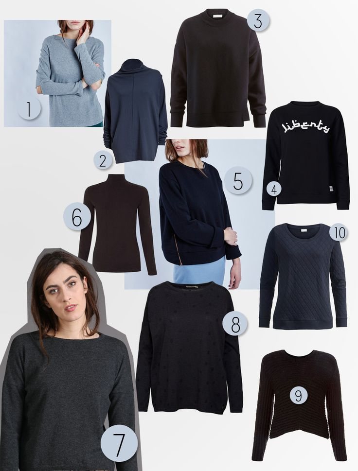 Slow Fashion Pullover Liste!