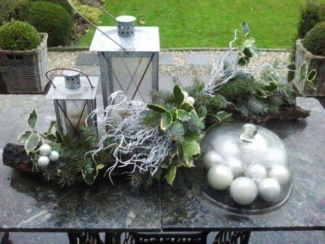 261 beste afbeeldingen over eindejaar op pinterest kerstbomen kerstmis en kerstperiode - Tuin decoratie buitenkant ...