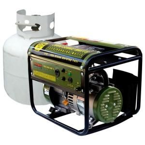 Sportsman 2,000-Watt Clean Burning LPG Portable Propane Generator GEN2000LP at The Home Depot - Mobile