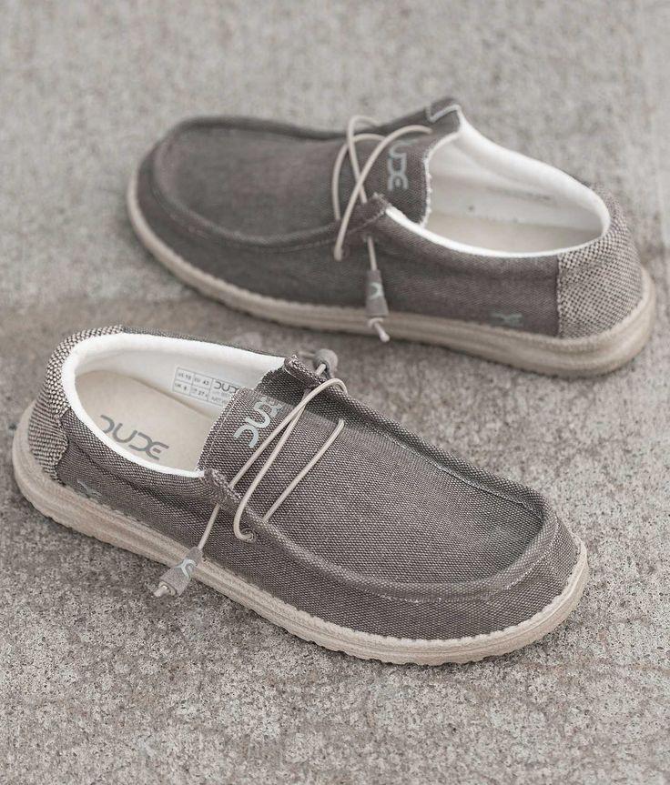 Hey Dude Wally Shoe - Men's Shoes | Buckle