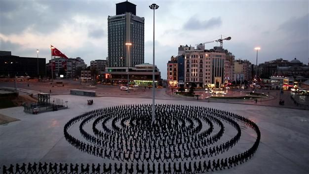 Questioning performance art and its evolvement in Turkey