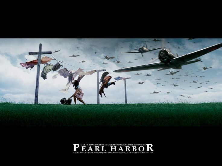 Pearl Harbor (2001) | by Michael Bay