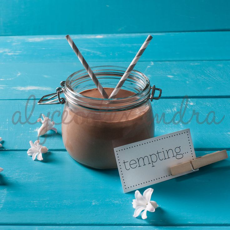 Diary Free Chocolate 'Milkshake'.
