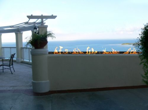 Modern Outdoor Fireplaces – The Best Outdoor Decorations   DigsDigs