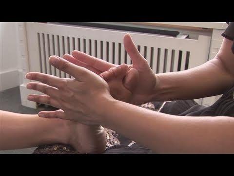How To Perform A Shiatsu Massage