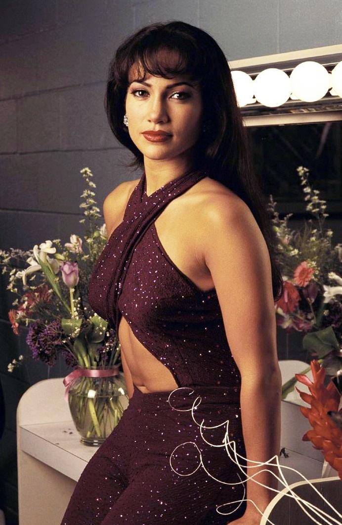 Jennifer Lopez in Selena (1997) #truelove