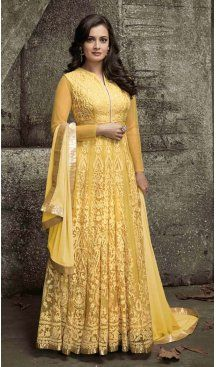 Up to 35% OFF Discount Sale at All Product Dia Mirza Designer Ethnic Indian Anarkali Salwar Kameez Suit Shopping at https://www.heenastyle.com/bollywood Follow us @Heenastyle  #diamirza #diamirzaofficial #indiancelebrity #bollywoodstars #bollywoodactress #indianacctress #beatyqueen #stunning #bollywood #celebstyle #celebcloset #couture #indianfashion #indiandesigners #DiaMirza #eidspecialcollection #anarkalichuridarkameez #diamirzadresses #diamirzakameezonline #heenastyle