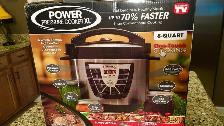 Power Pressure Cooker XL - AS SEEN ON TV
