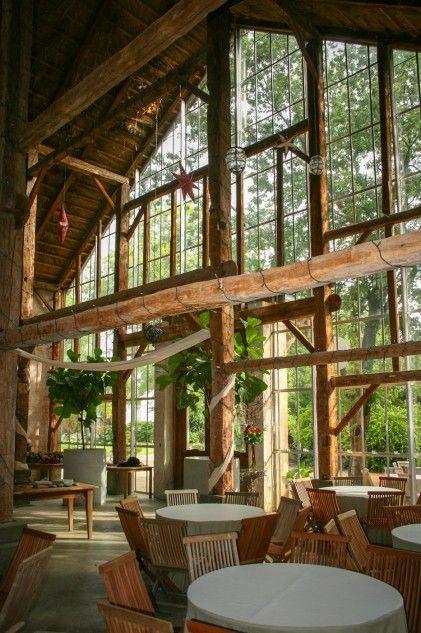 Briggs Dutch Barn - Heritage Restorations