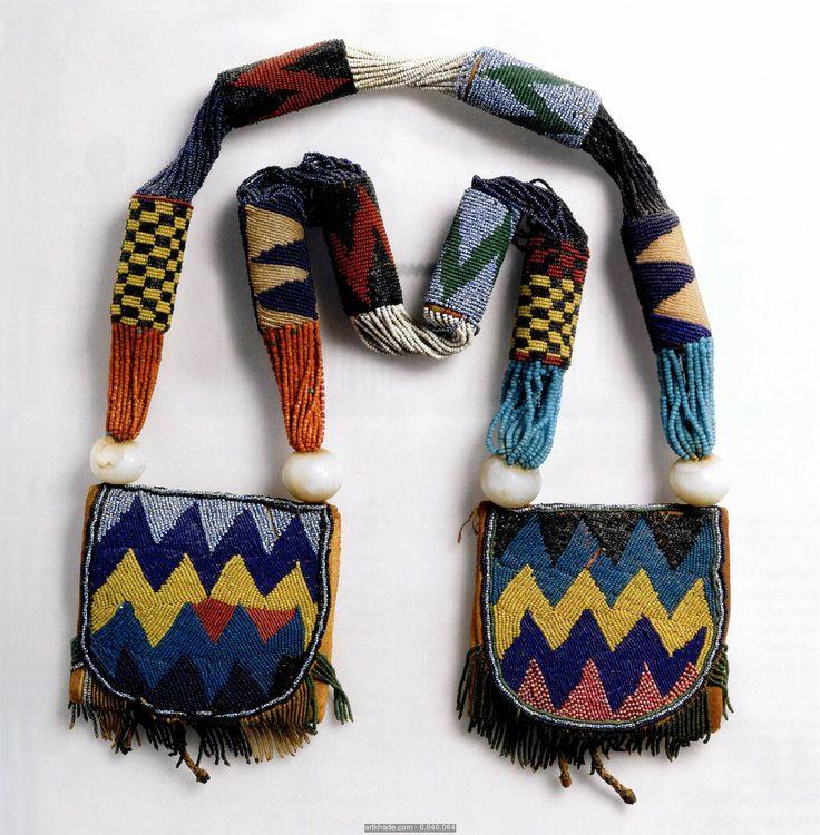 Yoruba Odigba Ifa (Divination Necklace), Nigeria http://www.imodara.com/item/nigeria-yoruba-odigba-ifa-divination-necklace/