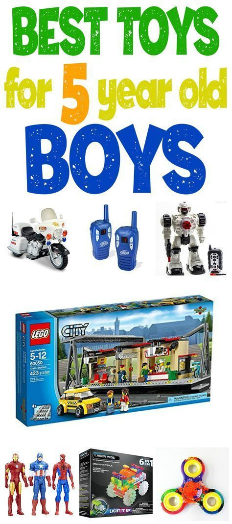 What Re The Best Toys For 5 Year Old Boys A Gift Guide Tailored