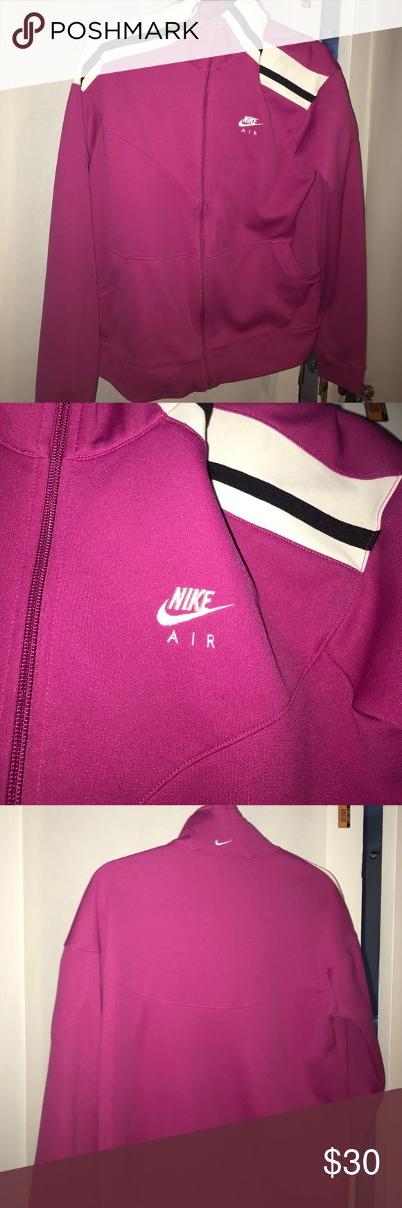 Nike air jacket Perfect condition!!! Nike Jackets & Coats