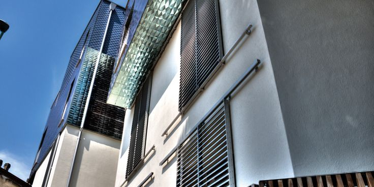 An new ultra-slim #sliding #shutters system, which is just 5mm thick has been launched. The minimalist #FlatBar #shutter is at least 50% thinner than existing alternatives on the market.