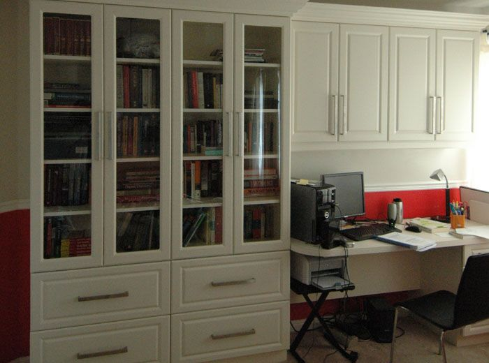 Library and office unit