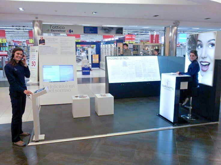 http://www.clinicabarchitta.it/ Una parte del nostro accogliente staff ** Our staff waiting for your visit!