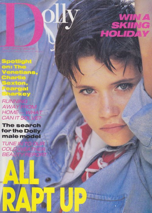 Dolly June 1988 | Anna Louise Gould