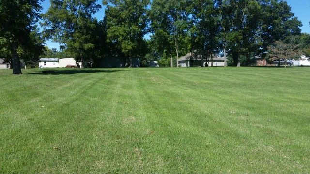 Build the home of your dreams on this vacant lot on North Jefferson