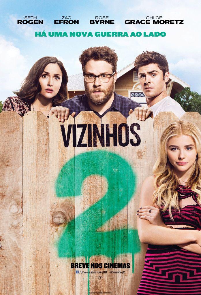 CineOrna   Vizinhos 2 - PÔSTER : via CineOrna