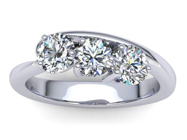 R060 Aria Engagement Ring