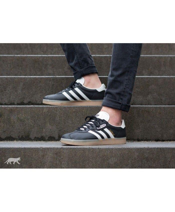 escala También Aliviar  Adidas Gazelle Super Core Black Vintage White Gum Shoes | Adidas gazelle, Adidas  gazelle black, Adidas gazelle women