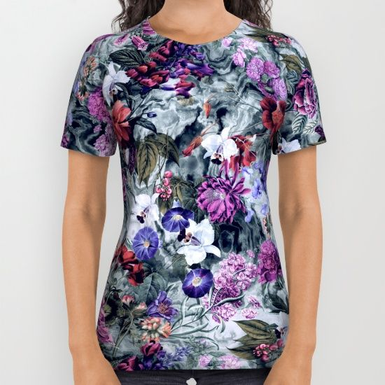 These premium quality American Apparel all over print shirts feature original…