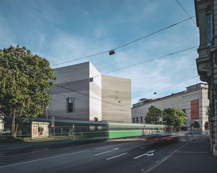 Christ & Gantenbein, Walter Mair · Kunstmuseum Basel. Suisse · Divisare