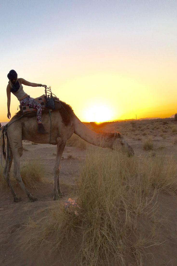 Merzouga - Sahara Desert, Morroco babyschackattack