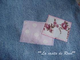 La casita de Rosa: Cómo hacer una bolsa de aseo