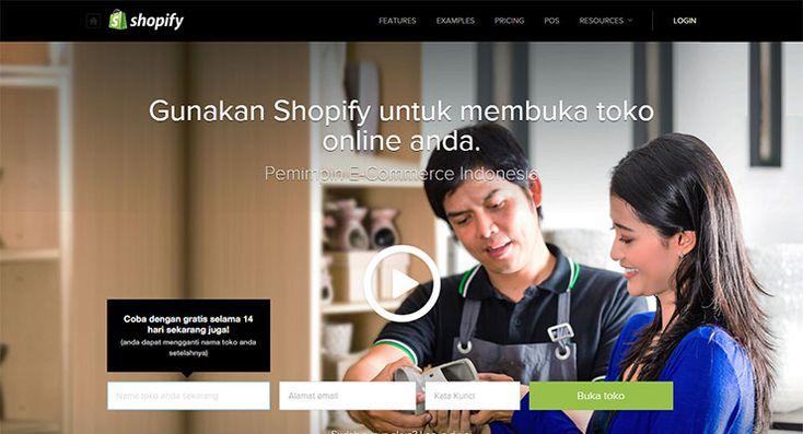 Software eCommerce Shopify Masih yang Terbaik #shopify #ecommerce