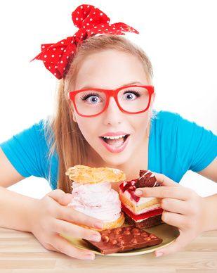 Как перестать есть сладкое    Mywellnessblog.ru