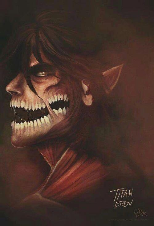 #ErenYaeger #Eren #ShingekiNoKyojin #AttackOnTitan #Shingeki #Kyojin #Attack #Titan #SnK #AoT #AtaqueDosTitãs #anime #manga #fanart