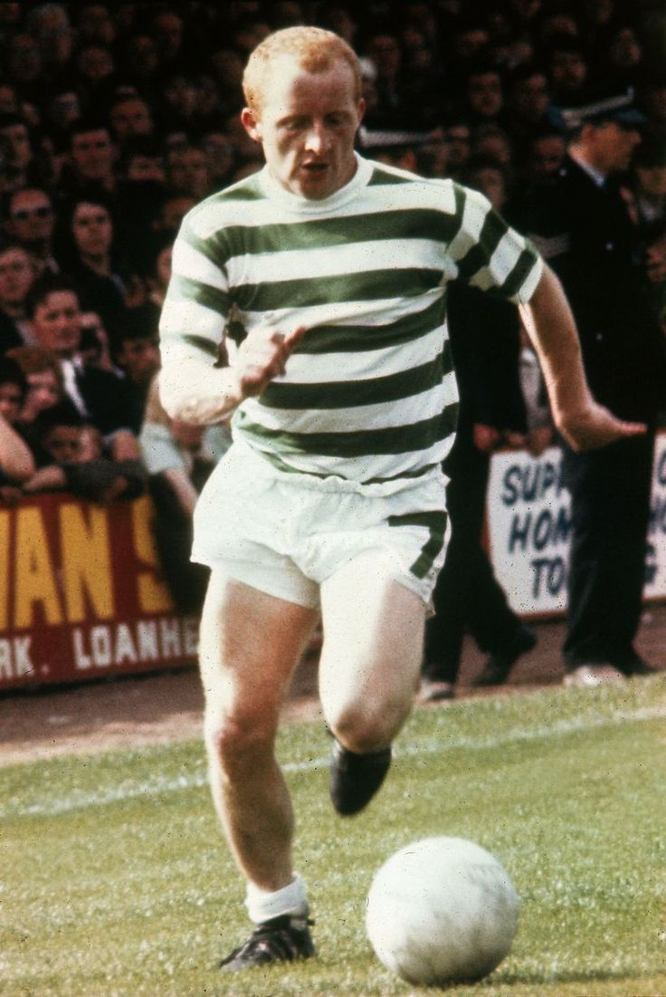 Wee Jimmy 'Jinky' Johnstone was voted the club's Greatest Ever Player by fans in 2002