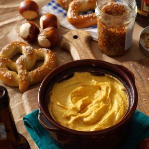German Beer Cheese Spread Recipe