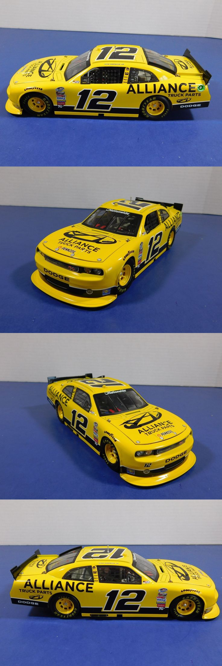 Sport and Touring Cars 180272: Cfs Sam Hornish Jr #12 2011 Dodge Challenger Alliance 1 24 Die Cast Car W Box -> BUY IT NOW ONLY: $164.95 on eBay!
