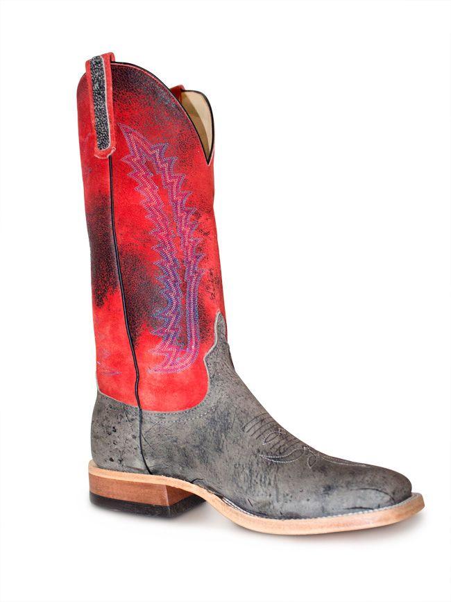 51829f0134b Anderson Bean Red Picasso Slate Safari Giraffe in 2019   Cool Boots ...